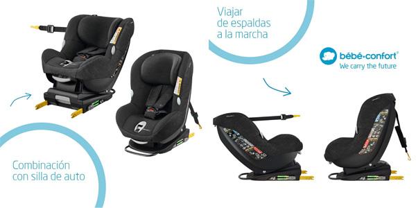 Silla de Coche Bébé Confort MiloFix para grupo 0+/1 (niños de 0 a 4 años) chollo en Amazon
