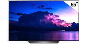 Smart TV LG OLED55B8PLA UHD 4K HDR de 55''