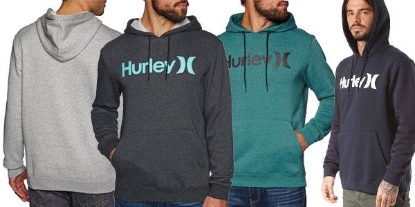 Sudadera Hurley Surf Check One & Only para hombre barata en Amazon
