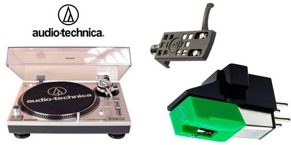 Tocadiscos Audio-Technica AT-LP120 USB barato