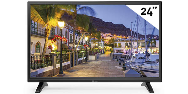TV LED TD Systems K24DLM7H de 24'' HD