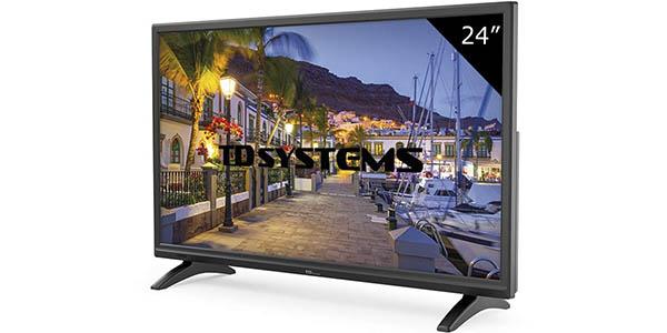 TV LED TD Systems K24DLM7H de 24'' HD barato