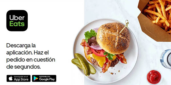 Descarga Uber Eats