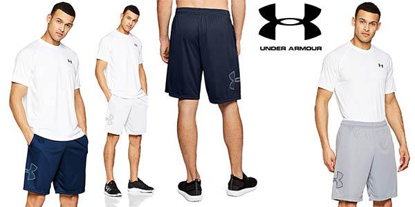 Under Armour UA Tech Graphic Short pantalón de deporte barato