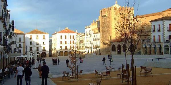 visitar ciudad de Cáceres con presupuesto low cost