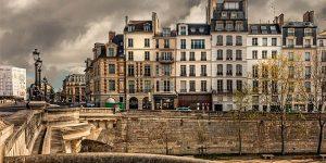 Vuelos baratos París