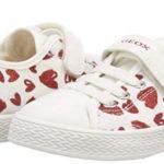 Zapatillas deportivas Geox Jr Ciak Girl J para niña baratas en Amazon