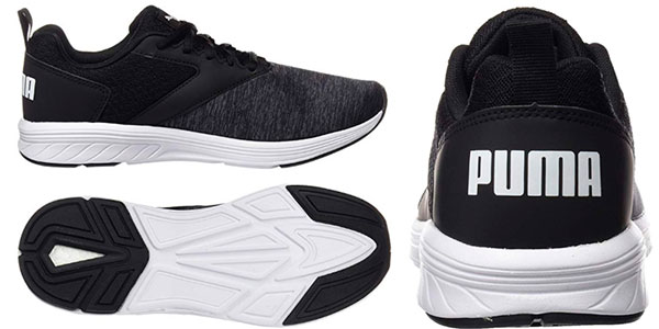 Zapatillas de Running Puma Nrgy Comet unisex para adulto baratas