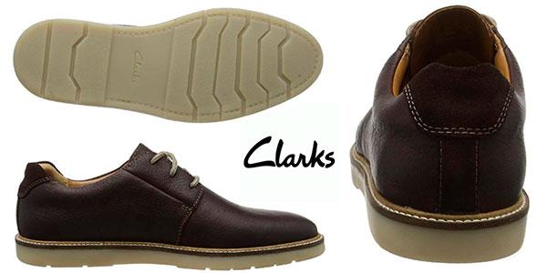 Zapatos Clarks Grandin Plain para hombre rebajados