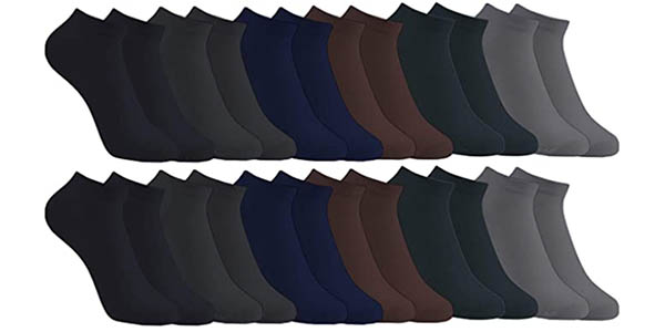 calcetines de caña baja Caudflor oferta
