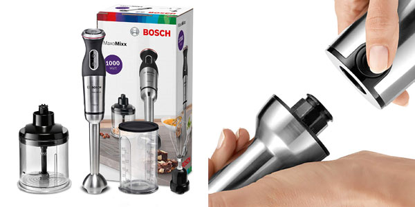 Batidora de mano Bosch MaxoMixx MSM89160 en oferta en Amazon