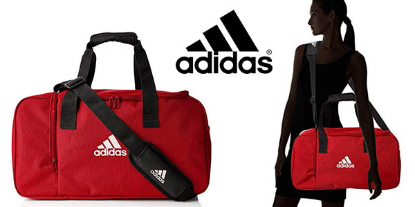 Adidas Tiro Du S bolsa deporte chollo