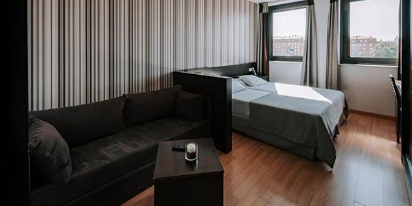 aparthoteles Zenit Hall relación calidad-precio estupenda en Salamanca