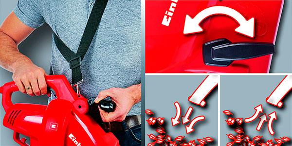 Aspirador soplador eléctrico Einhell GC-EL 2500 E barato