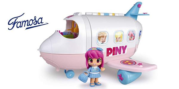 Avión privado Pinypon by PINY (Famosa 700014622) barato en Amazon