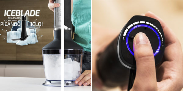 Comprar Batidora de mano Cecotec PowerGear 1500 Pro chollo en Amazon