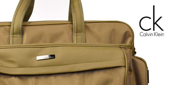 Bolsa de viaje Calvin Klein de 33 L (21 x 46,5 x 34,5 cm) chollo en Amazon