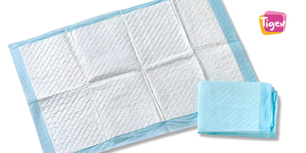 Pack x20 Cambiadores desechables para bebé Tigex chollo en Amazon