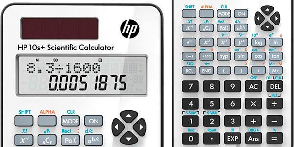 Calculadora científica Hewlett-Packard 10s+ barata