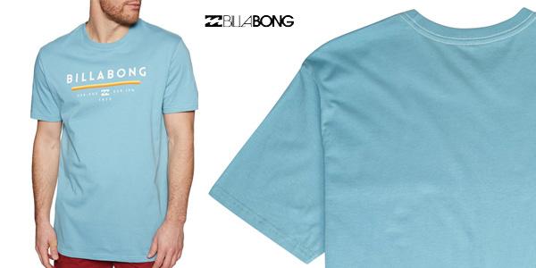 Camiseta de manga corta BILLABONG Unity tee SS para hombre chollazo en Amazon
