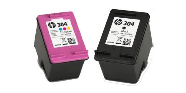 Cartuchos HP 304 baratos