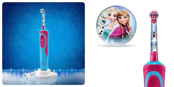 cepillo de dientes eléctrico Oral-B Stages Power Kids Frozen oferta