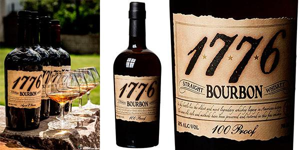 Chollo Bourbon James E. Pepper 1776 de 700 ml