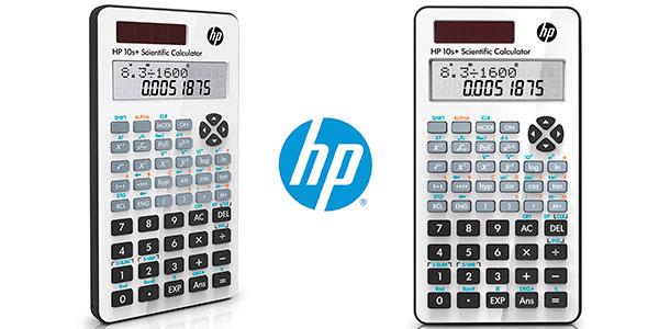 Chollo Calculadora científica Hewlett-Packard 10s+