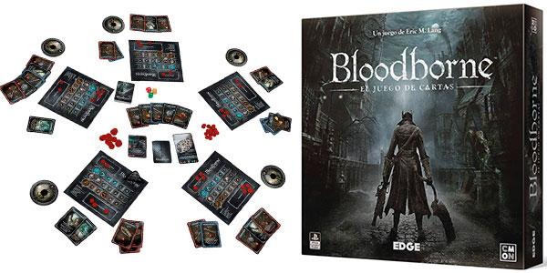 Chollo Juego de cartas Bloodborne