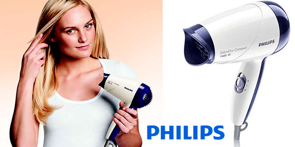 Chollo Secador Philips HP8103 de 1.400 W