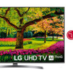 "Chollo Smart TV LG 43UK6750PLD de 43"" UHD 4K con Inteligencia Artificial"
