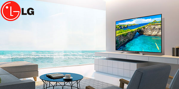 "Smart TV LG 43UK6750PLD de 43"" UHD 4K con Inteligencia Artificial rebajada"
