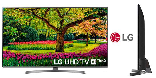 "Chollo Smart TV LG 43UK6750PLD de 43"" UHD 4K con Inteligencia Artificial"