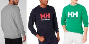 Chollo Sudadera Helly Hansen HH Logo Crew para hombre