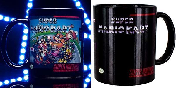 Chollo Taza térmica de Super Mario Kart de 300 ml
