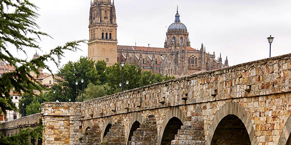 escapada barata a Salamanca