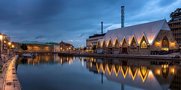 escapada a Gotemburgo verano barata