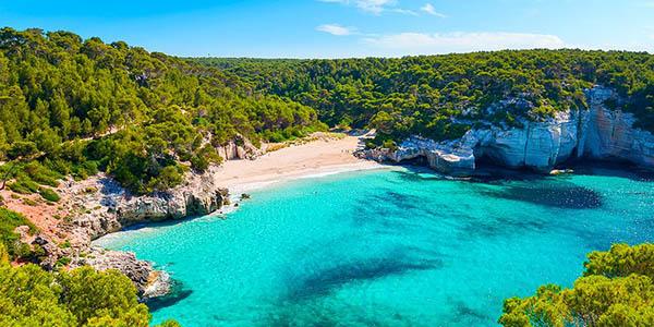 escapada a Menorca barata verano 2019