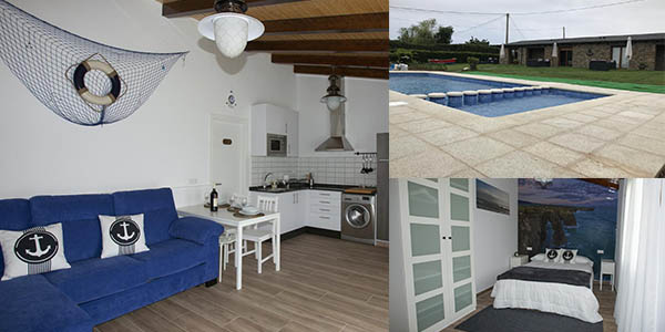 estancia en Ribadeo alojamiento con relación calidad-precio estupenda