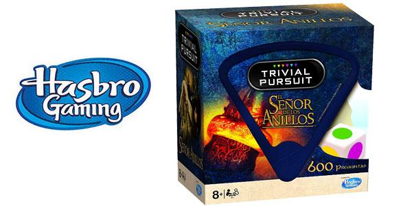 Expansión Trivial Pursuit El señor de los anillos (Hasbro Gaming 10285) chollo en Amazon