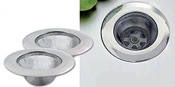 filtro para fregadero de cocina y lavabo chollo