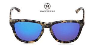 Gafas de sol unisex HAWKERS Sky One X Caramel Carey baratas en Amazon