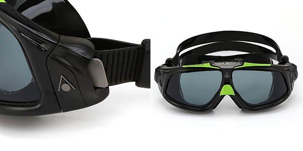 gafas de natación Aqua Sphere Seal relación calidad-precio estupenda