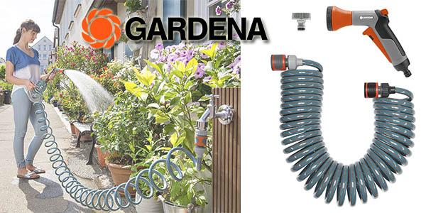 Gardena manguera espiral barata
