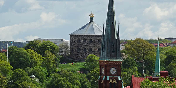 Gotemburgo viaje corto con presupuesto bajo coste