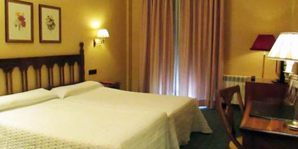 Hotel Romano Salamanca barato