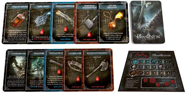 Juego de cartas Bloodborne barato