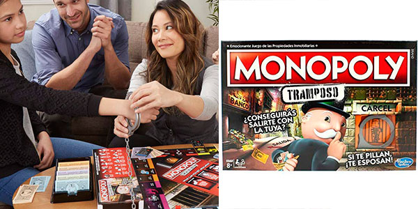 Juego de mesa Monopoly Tramposo barato