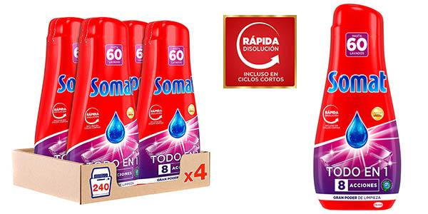 lavavajillas Somat Todo en 1 barato