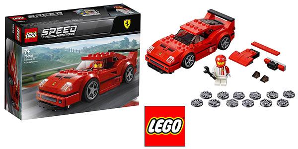 LEGO Speed Champions Ferrari F40 Competizione barato